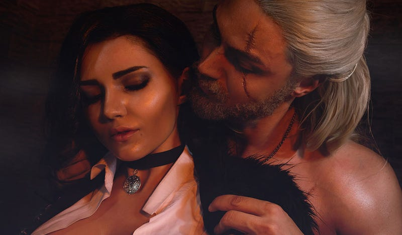And Now For Some Nsfw Witcher 3 Sex Cosplay-2778