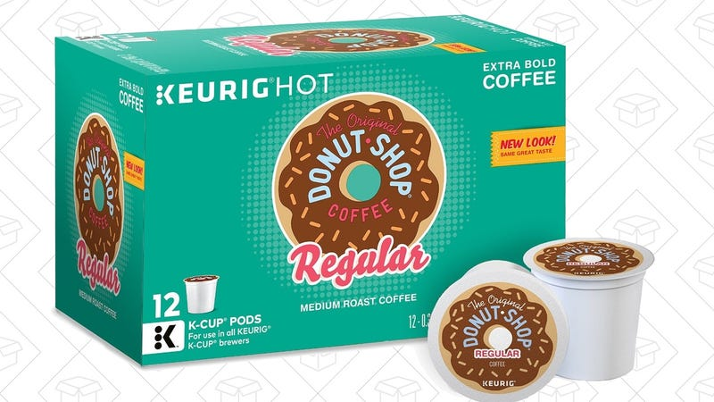 The Original Donut Shop 72 K-Cup Pods, $27 with Subscribe & Save