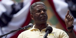 Rep. Allen West (John W. Adkisson/Getty Images)