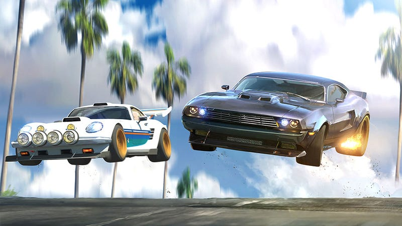 Illustration for article titled There's An Animated Fast And Furious Show Coming To Netflix And You Know I'm Already On Board