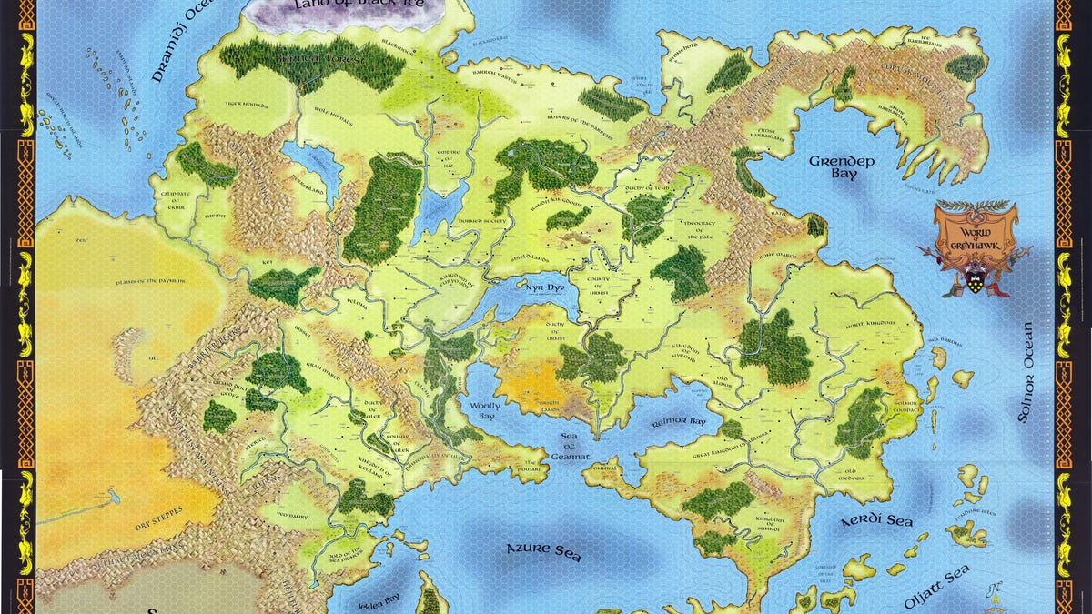 The most incredible fantasy maps youve ever seen gumiabroncs Gallery