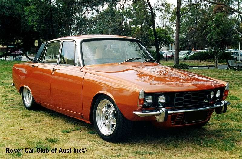 If I Get This Rover P6