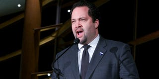 NAACP President and CEO Ben Jealous (Earl Gibson III/Getty Images)