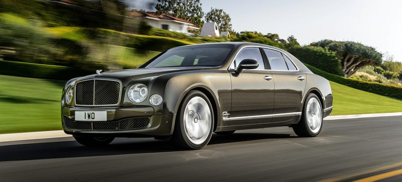 Illustration for article titled The Bentley Mulsanne Speed Has More Torque Than A Diesel HD Pickup