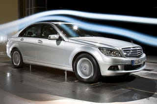 Illustration for article titled Mercedes C-Class Get Über-Efficient With BlueEFFICIENCY Techology