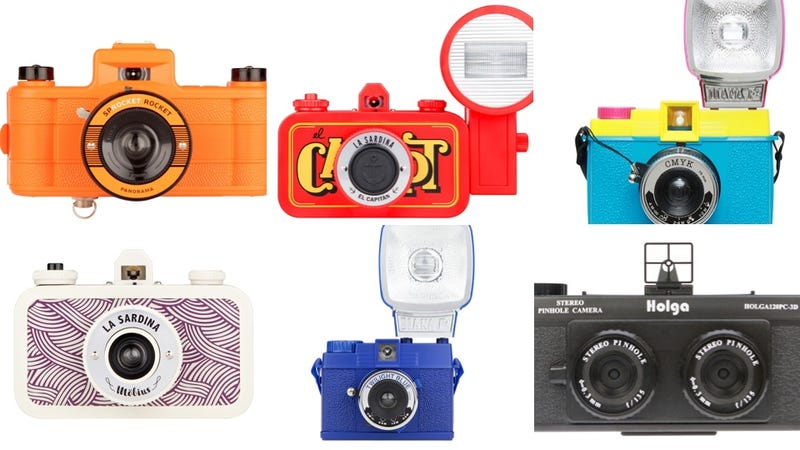 Illustration for article titled Daily Desired: Limited Edition Lomo Cams for Less