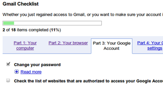 Illustration for article titled Gmail Security Checklist Takes a Comprehensive Walk Through Webmail Safety