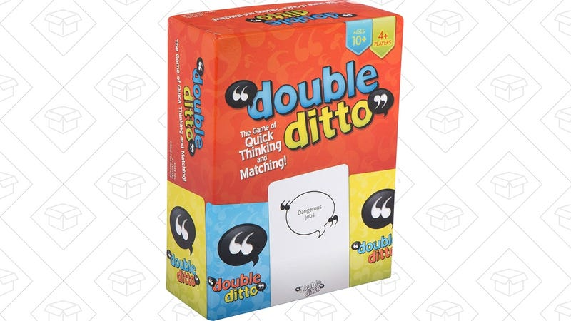 Double Ditto | $9 | Amazon | Use code SUMFUN55