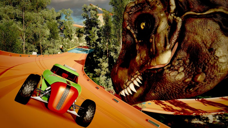 Illustration for article titled Forza Horizon 3'sHot Wheels Expansion Is Pure Joy