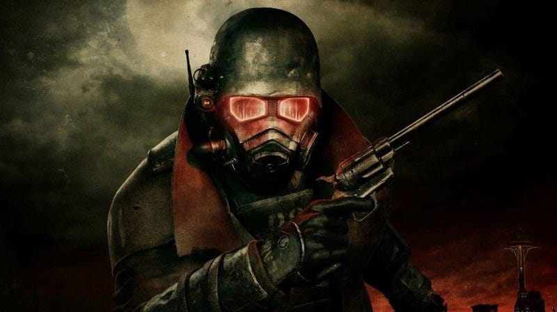 Illustration for article titled Bet You Couldn't Play Fallout With Your Chin