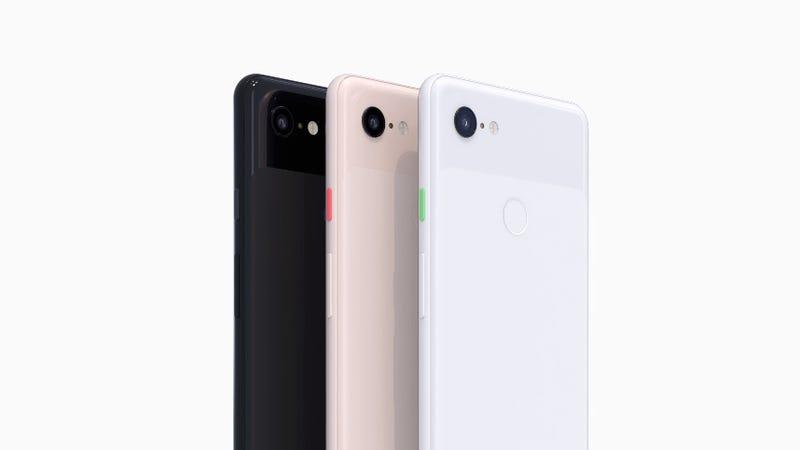 Illustration for article titled How to Preorder the Pixel 3 and Pixel 3XL [Updated]