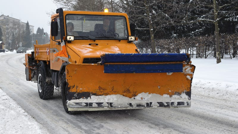 Illustration for article titled Man Shoots At Snow Plow Driver For Not Plowing Fast Enough