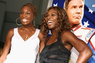 Illustration for article titled It's The Williams Sisters...Again