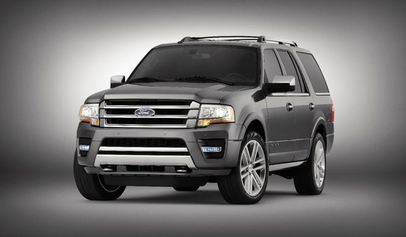 Illustration for article titled 2015 Ford Expedition: This Is It