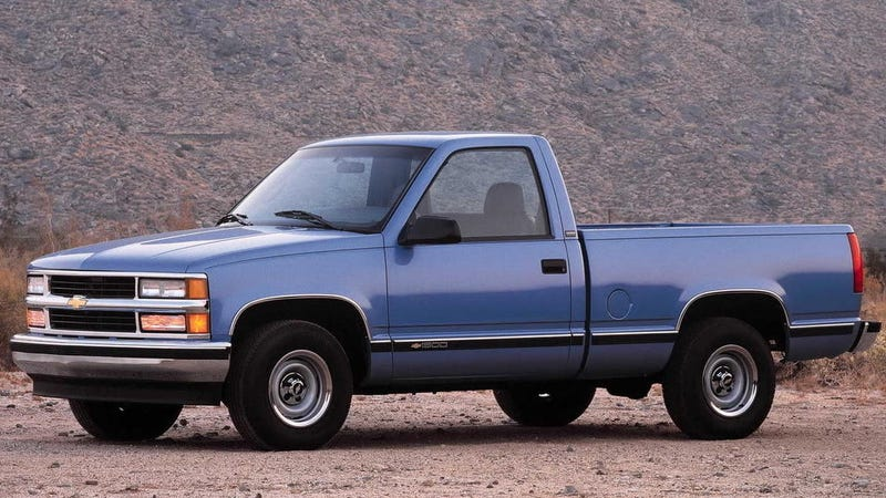 Chevy's Slow, Relatable Descent Into Truck Madness