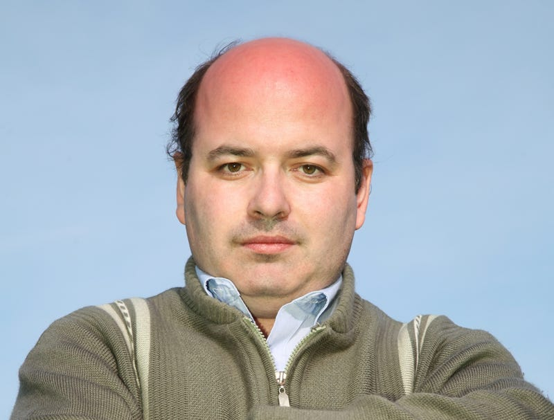 Illustration for article titled Bald Man Just Going To Have To Accept Entire Head Will Turn Bright Red From Time To Time