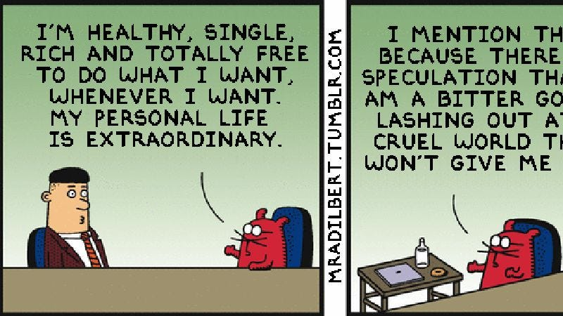 Illustration for article titled MRA Dilbert says what Scott Adams is actually thinking