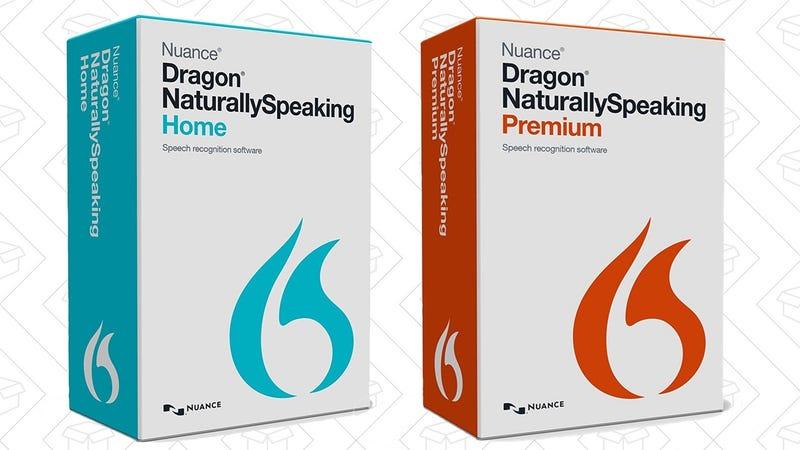 Dragon NaturallySpeaking Sale   Amazon