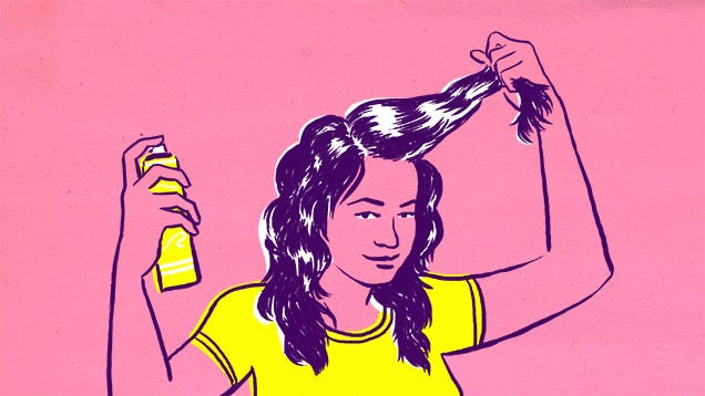 Does Dry Shampoo Cause Hair Loss or What?