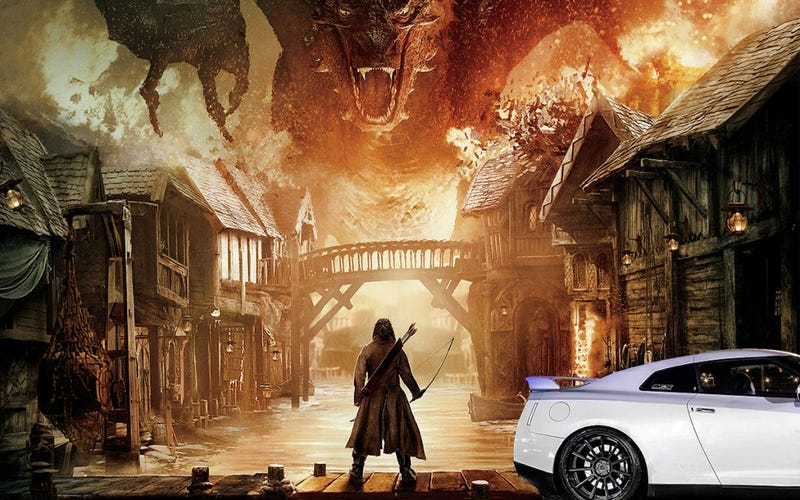 Illustration for article titled Cars In The Hobbit: The Battle Of The Five Armies