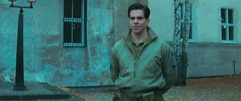 Screenshot: Inglourious Basterds
