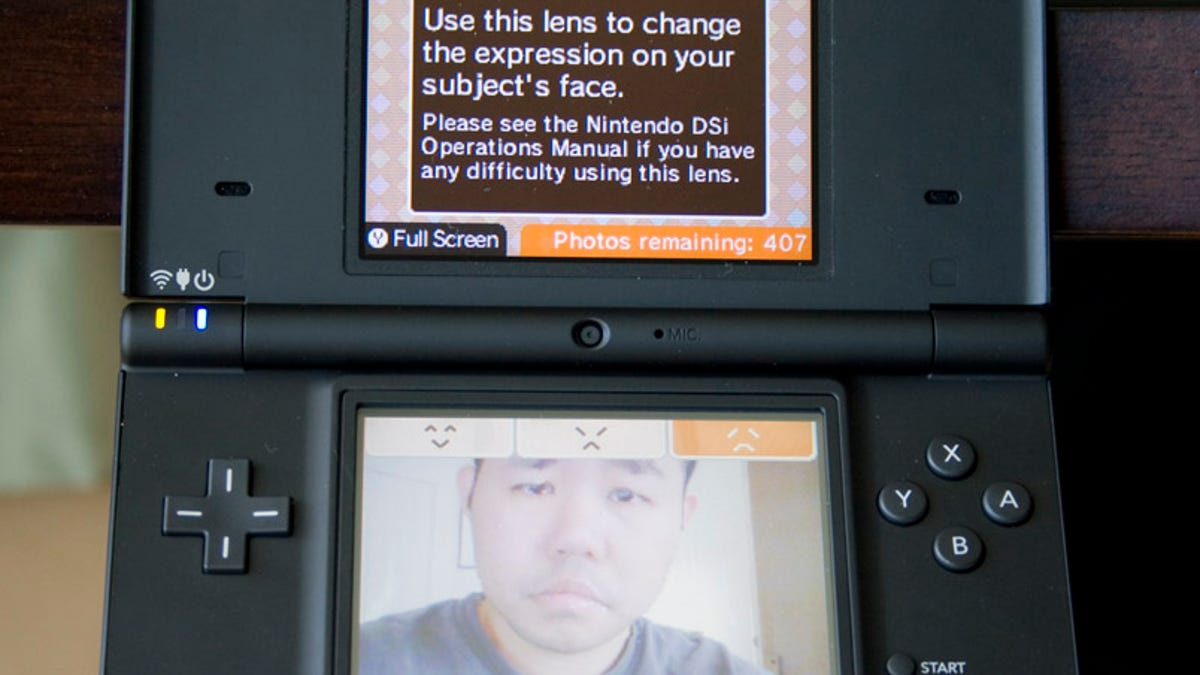 Nintendo DSI Operations Manual