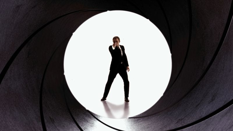 Illustration for article titled James Bond's early days are getting the comic book treatment