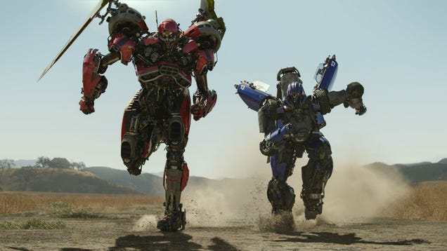 Meet Bumblebee sTriple Changing Decepticons in 2 Exclusive Videos