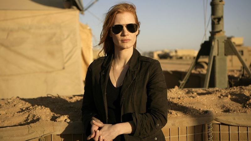 Illustration for article titled Read This: Director Kathryn Bigelow defends Zero Dark Thirty in op-ed, thus ending all further discussion