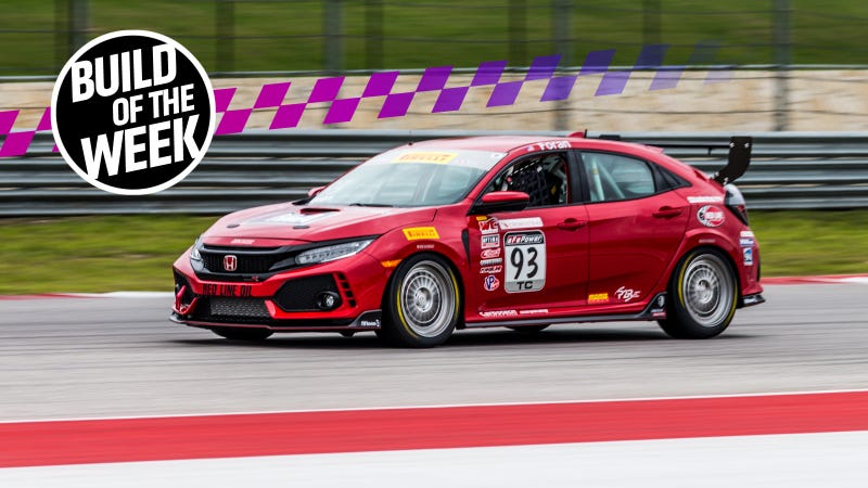 This Volunteer Honda Team Is Making The Civic Type R You Could Build Yourself