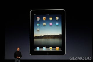 Illustration for article titled Apple Introduces The iPad
