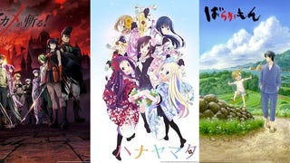 The Twelve Anime of Summer 2014 To Watch