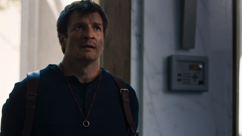 After years of demand, Nathan Fillion finally gets to become Nathan Drake in Uncharted.