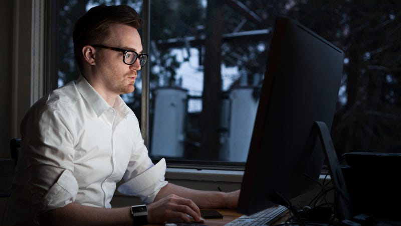 Illustration for article titled Incredibly Lazy And Unprofessional: This Video Game Developer Is Always The First To Leave His Office At 11:45 P.M. Every Day