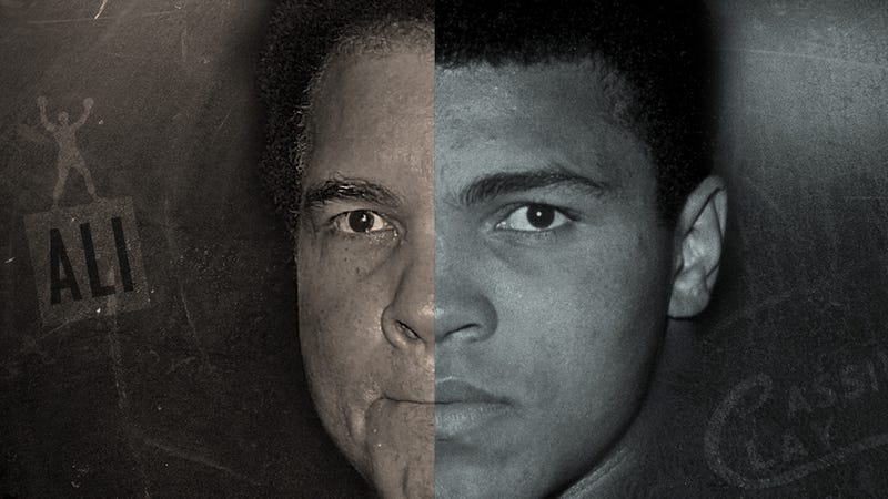 Illustration for article titled Great Men Die Twice: Muhammad Ali In Decline