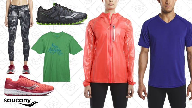 Extra 25% off sale styles | Saucony | Use code GET25
