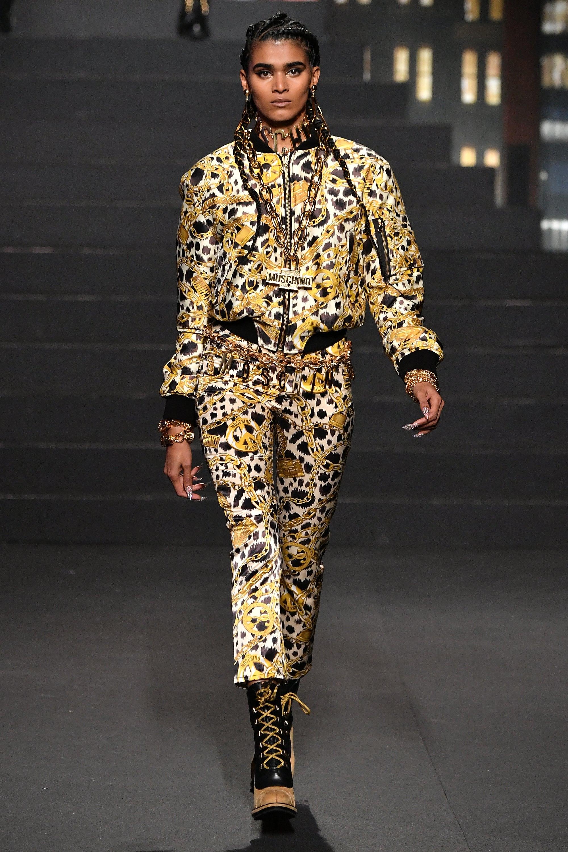 64ddcf3bf4715 Moschino x H&M: Cardi B's Favorite Designer Debuts New Collab