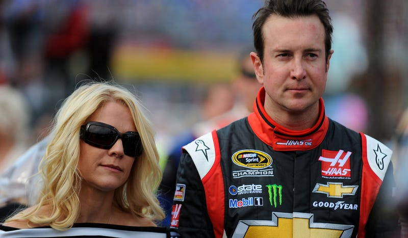Illustration for article titled Kurt Busch Ordered To Stay Away From Ex-Girlfriend; Busch To Appeal