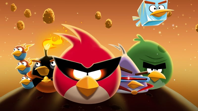 Illustration for article titled PSA: Fake Angry Birds Space Android App Is Full of Malware (Updated)