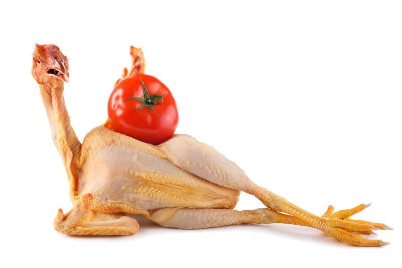 """Shutterstock. You should see the other """"eating nude"""" options."""