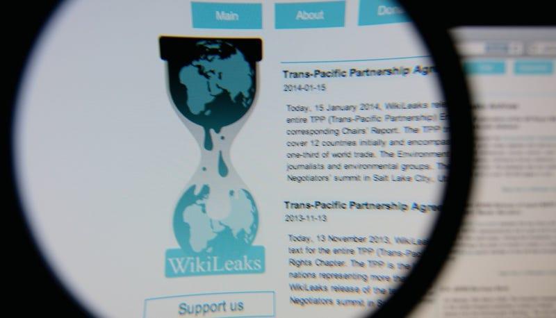 Illustration for article titled WikiLeaks filtra todo el contenido del correo electrónico del director de la CIA