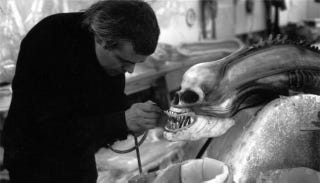 Illustration for article titled Fallece H.R. Giger, el artista creador de las criaturas de Alien