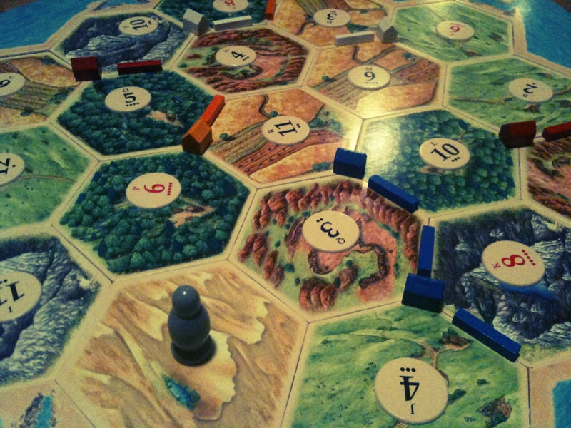 Illustration for article titled Catan Unending: 1000-player game of Settlers at Gen Con 2013