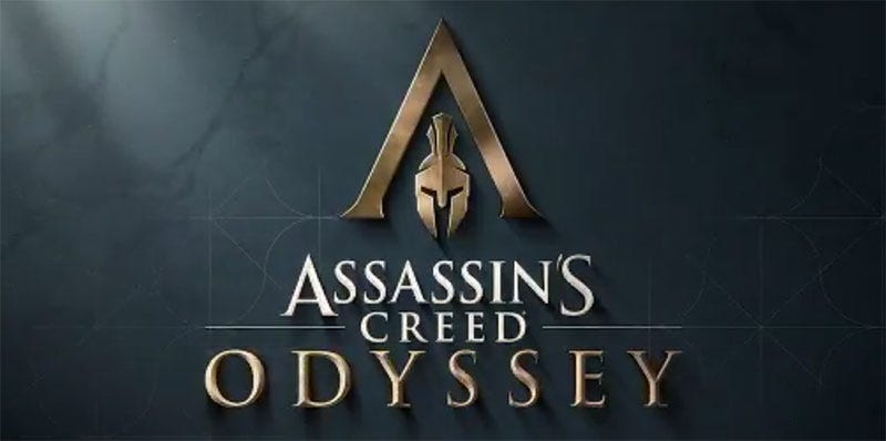 Illustration for article titled New Leak Reveals Assassin's Creed Odyssey, Set In Ancient Greece [UPDATE: Official]