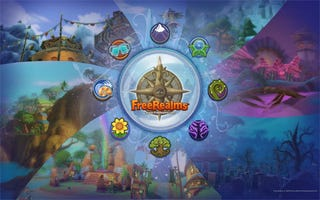 Illustration for article titled Free Realms Celebrates 8 Million Players