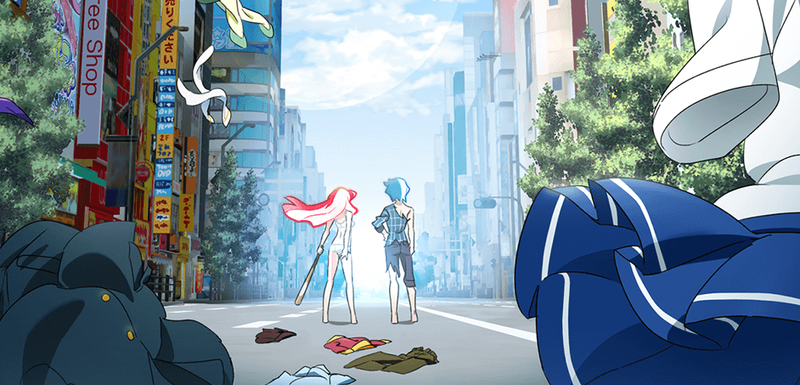 Illustration for article titled Here it is the new trailer for Akiba´s trip anime