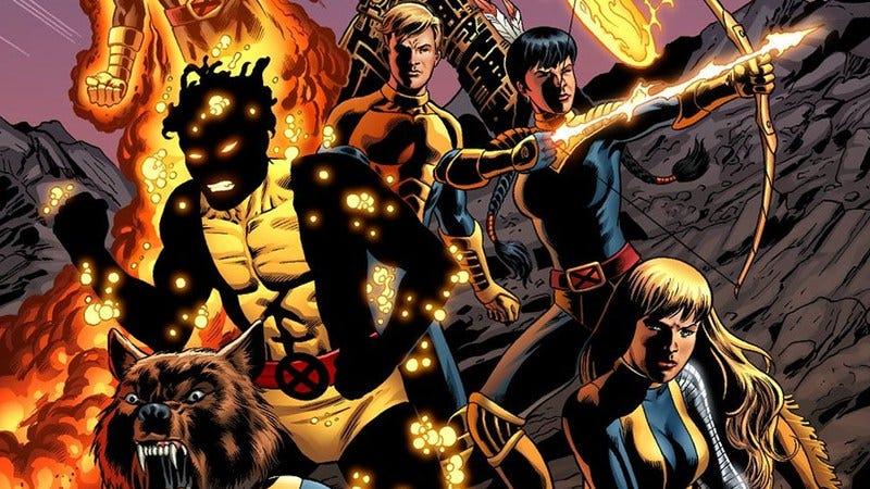 Marvel's New Mutants