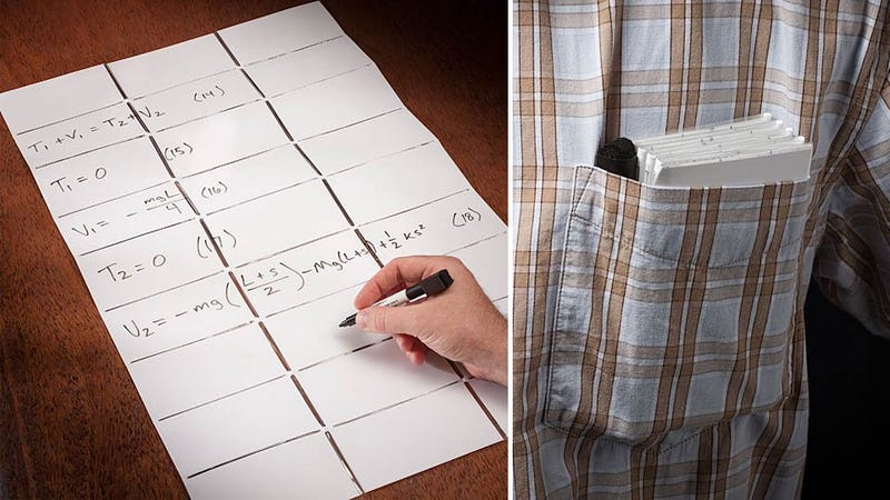 Illustration for article titled Folding Origami Whiteboard Puts a Conference Room In Your Pocket