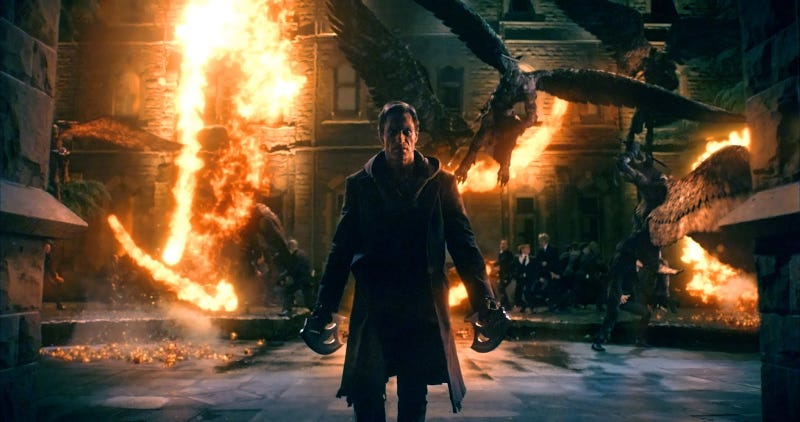 Illustration for article titled I, Frankenstein will be your new favorite midnight movie