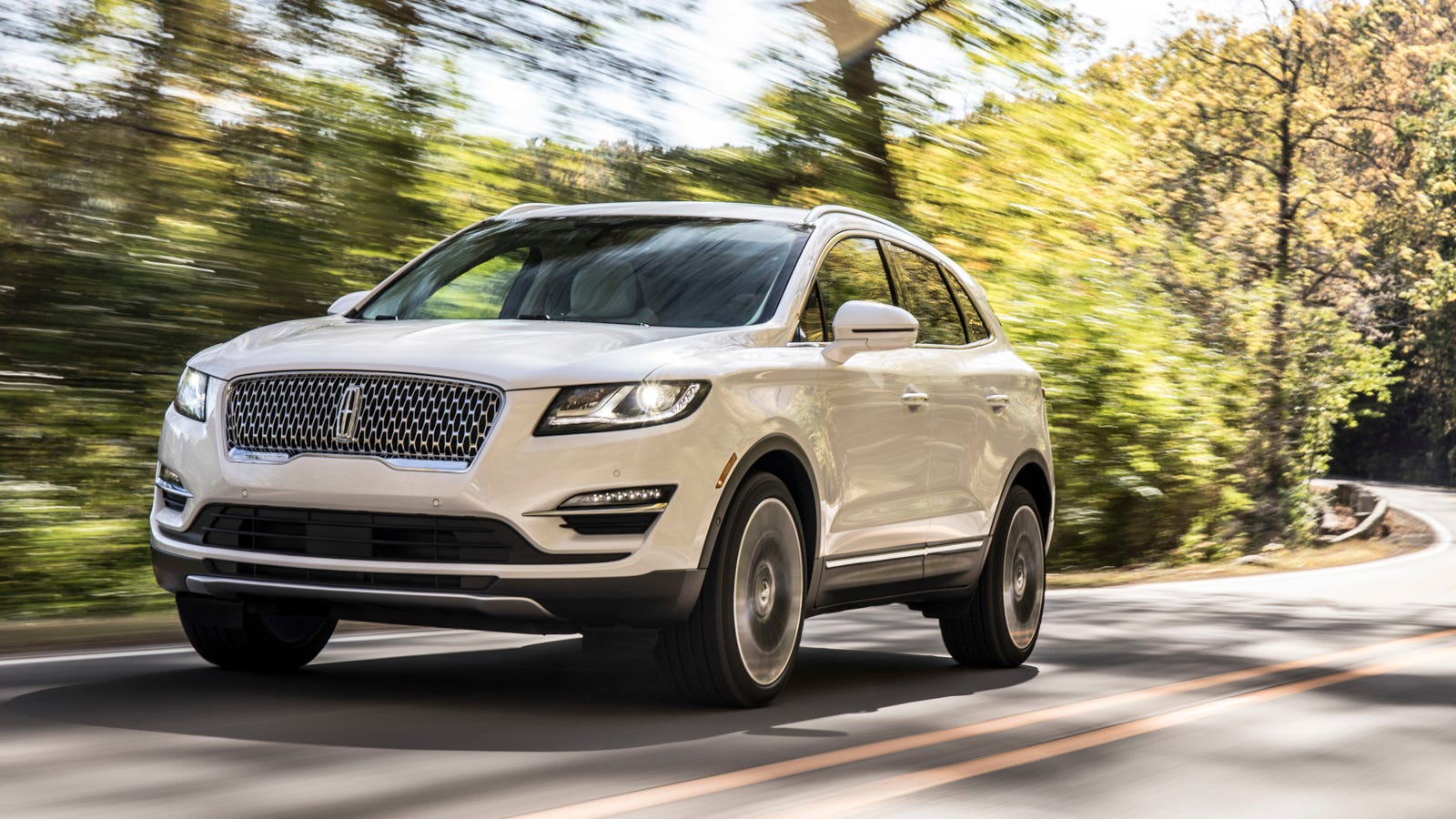 Lincoln Corsair Is Way Too Cool A Name To Waste On A Crossover